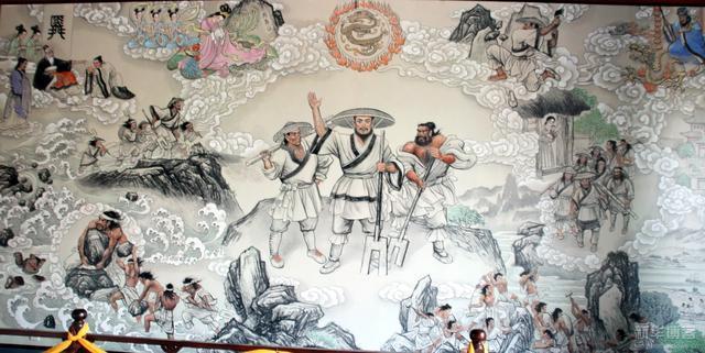 三生三世十里桃花的昆仑墟, 中华圣地其实就在河南这里图片