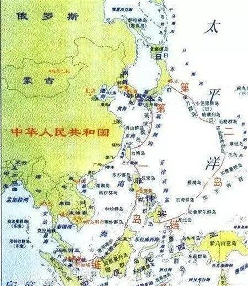 张召忠: 美国第一岛链名存实亡, 韩国在自欺欺人!