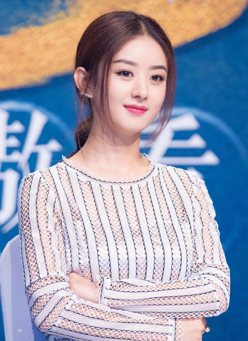 赵丽颖被爆成名前就已经结婚, 疑似结婚照被扒!