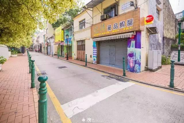 这条短短150米的街,竟聚齐了澳门所有必打卡美食-中国记录