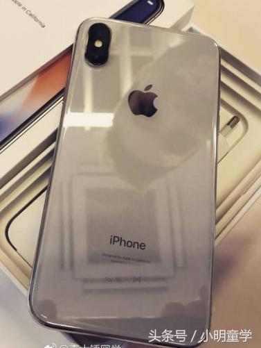 iPhone X换屏要oppor11的价钱, 我心疼我的肾