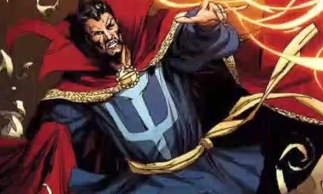 漫威超级英雄的起源——奇异博士