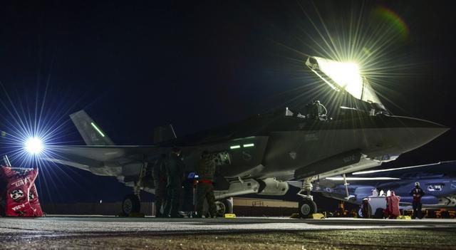 f35a首秀红旗军演击杀比15: 1 未来瞄准中国战机