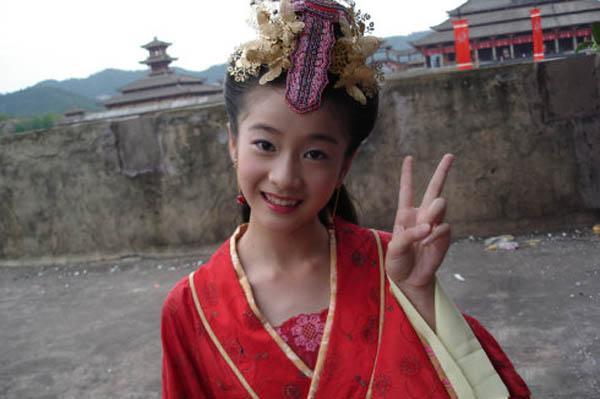 关晓彤和鹿晗