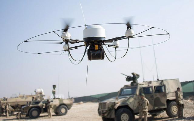 中国氢燃料电池无人机让韩国白费劲: 抢占军事制高点不给对手机会