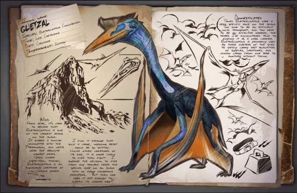 2.风神翼龙(quetzal)
