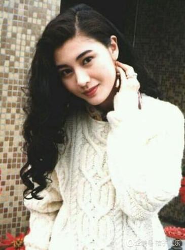 李嘉欣年轻最美图片