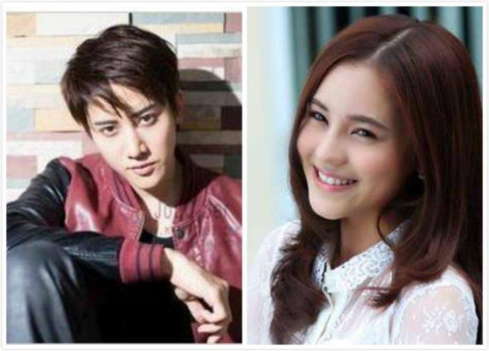 披拉·尼迪裴善官和李海娜因拍摄《泰国版浪漫满屋》而结缘,菜鸟小说