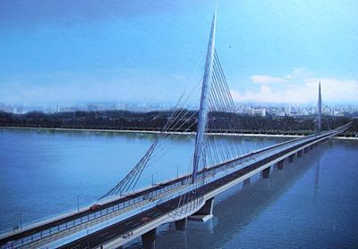 中国最长的跨海大桥排名, 珠港澳大桥49.968千米名列第一