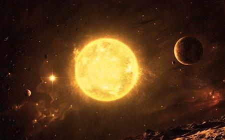 火星落入黄道十二宫——第八宫