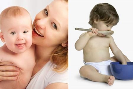 科学的婴儿辅食添加时间表 别让传统喂养方式影响孩子成长
