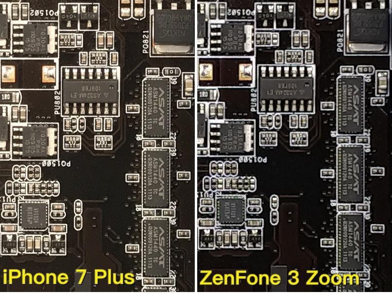 苹果7plus电路板模型