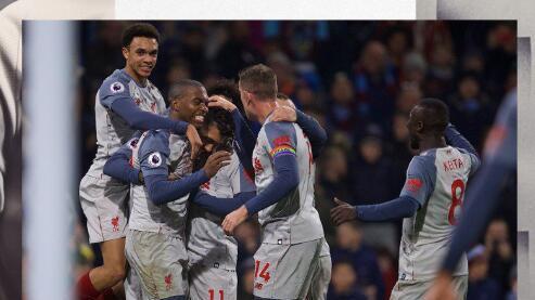拒绝掉队! 利物浦创造队史最佳开局, 紧追曼城