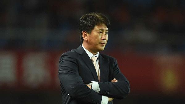 朴泰夏出任中国国家女子足球队(黄队)主教练