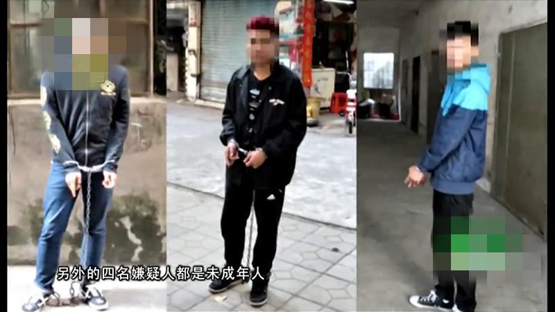 廣東省佛山市三水區凌晨劫案解析: 受害人竟也被警方刑事拘留