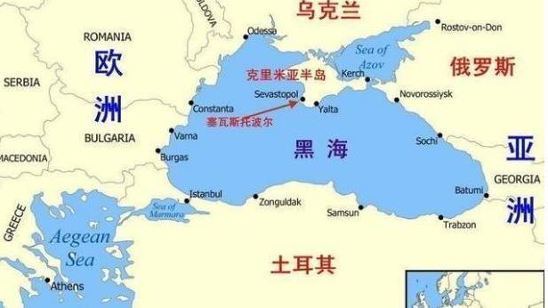"""俄罗斯""""吞并""""克里米亚半岛后, 为什么乌克兰不对俄罗斯""""宣战""""?"""