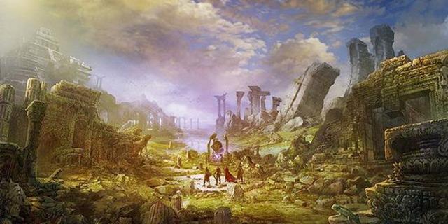 地球上曾经的两大神秘文明