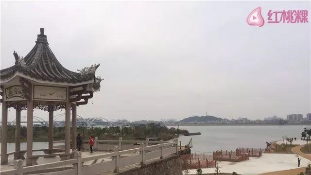 """潮州全力打造""""一江两岸""""新景观带, 美呆了!"""