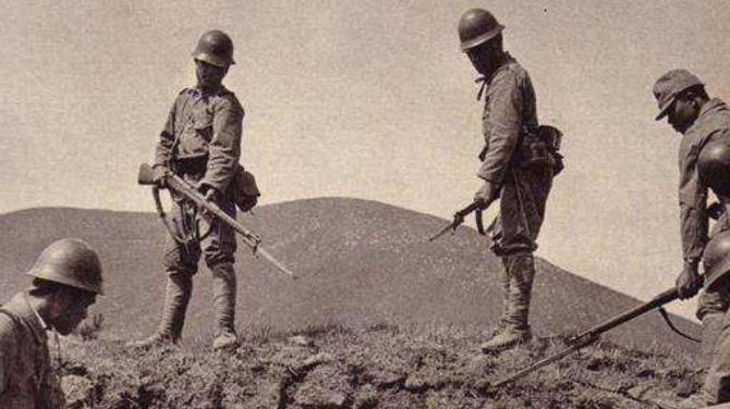 他是卢沟桥守军, 子弹打光后就与日军拼刺刀, 临死前遗言让人痛哭