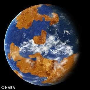 霍金再发警告:若气候继续恶化,地球将变成如金星一般的地狱星球-中国记录