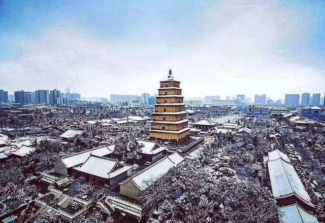 一下雪,中国就美哭了全世界!不服来战