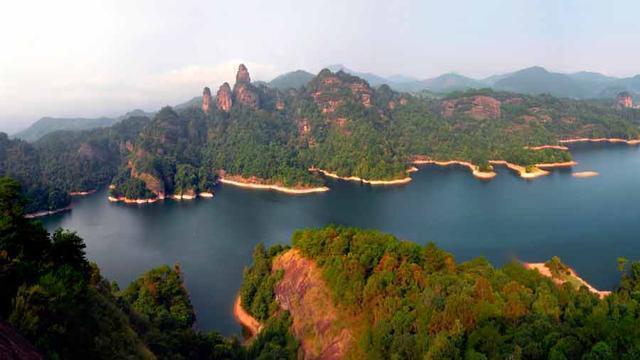 福建省面积第二大的地级市, 下面1个县闻名全国