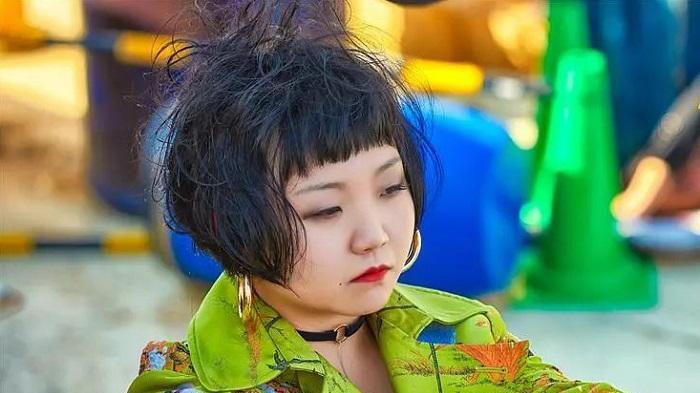 都说女星身材好才美, 但辣目洋子这样也美, 成功被她圈粉