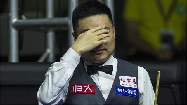 丁俊晖: 只有世锦赛最想拿冠军! 网友: 为输球找理由, 令人失望