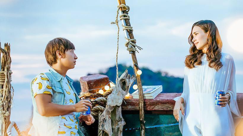 《李茶的姑妈》分析, 没撮合黄沧海和莫妮卡, 是这电影最后的底线