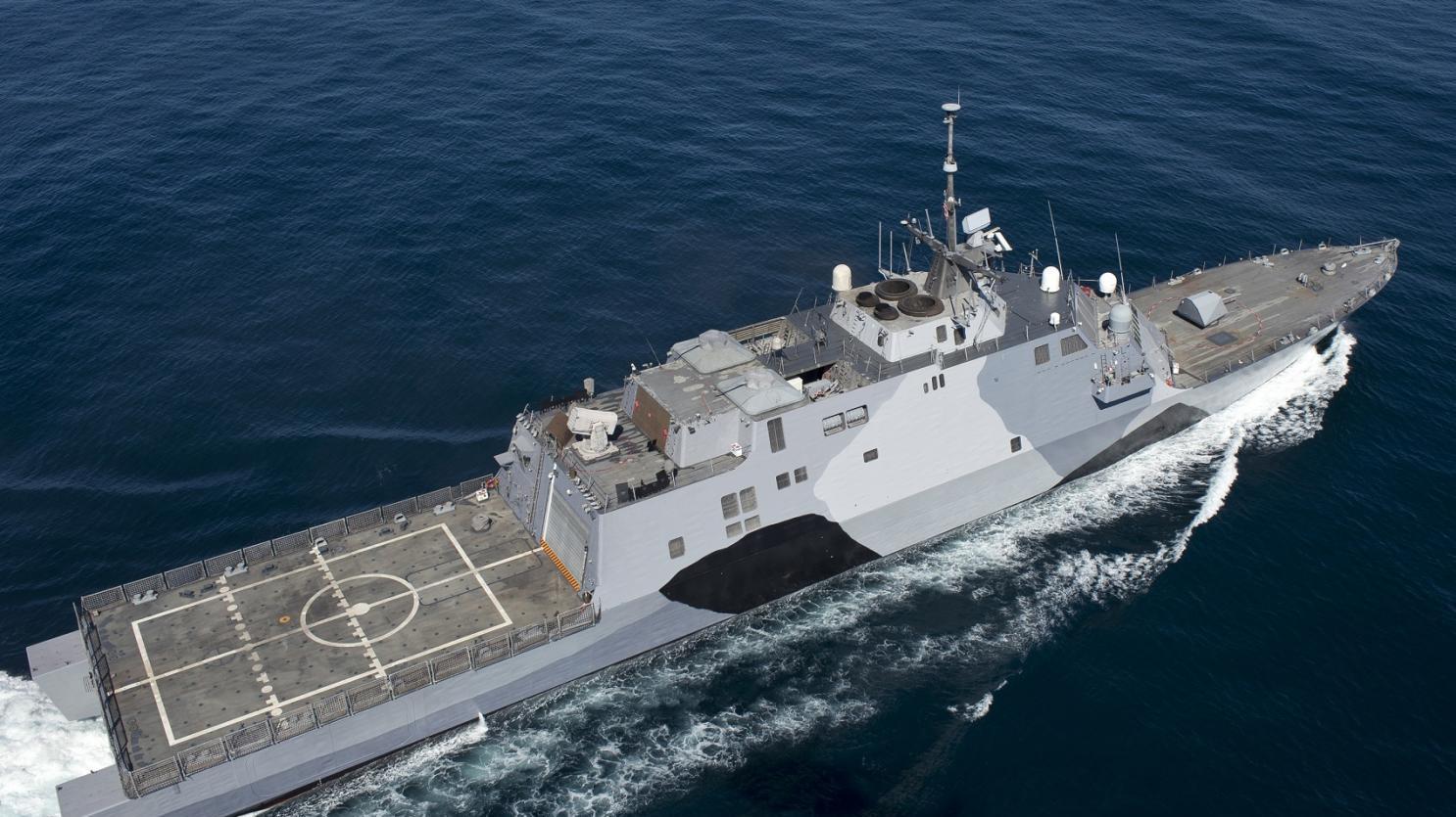 美海军准备提升濒海战斗舰的作战能力, 新型护卫舰的建造已提上日程