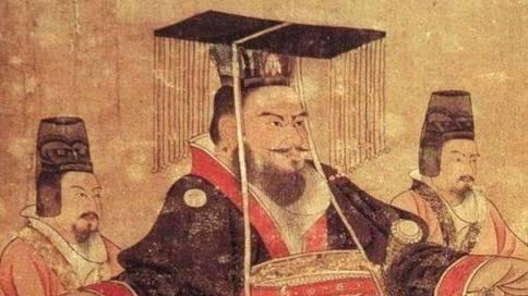"""我国古代, 皇帝帽子上的珠帘并不是装饰, 它的作用是为了""""提醒""""皇帝"""