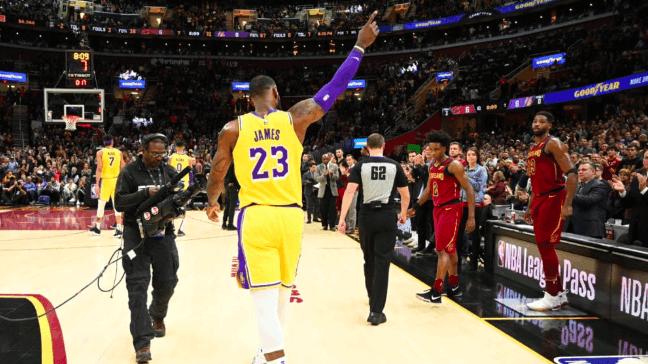官宣了? 詹姆斯: 在NBA打了16年, 我才终于去了想去的球队