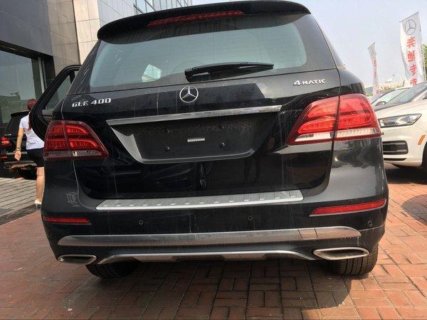 2018款奔驰GLE400AMG报价 自贸区现车