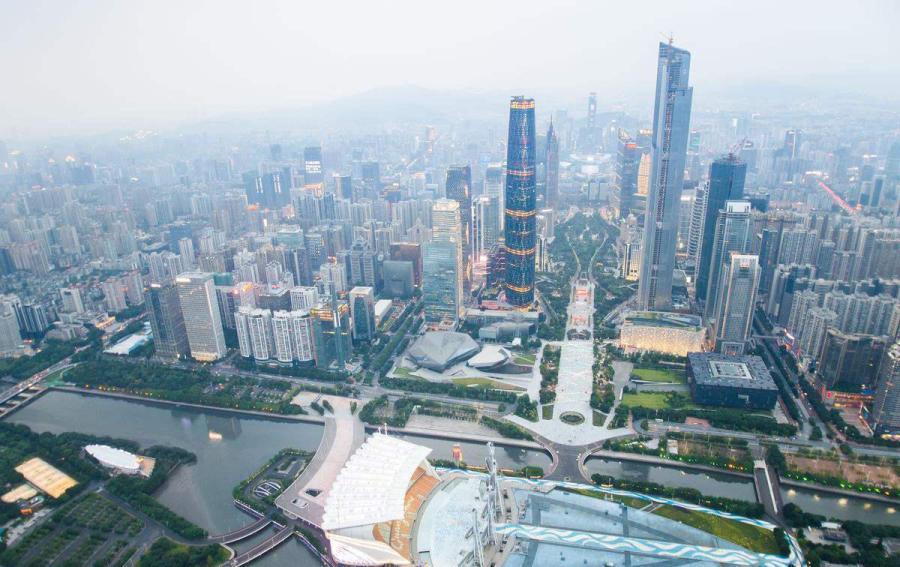中国星巴克数量最多的五个城市,数量越多城市越繁华?