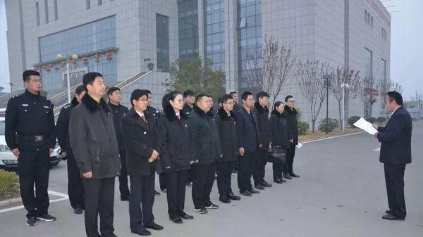 """【猎赖】蚌埠一法院冬季强势总攻, """"雾中擒赖""""再拘6人!"""