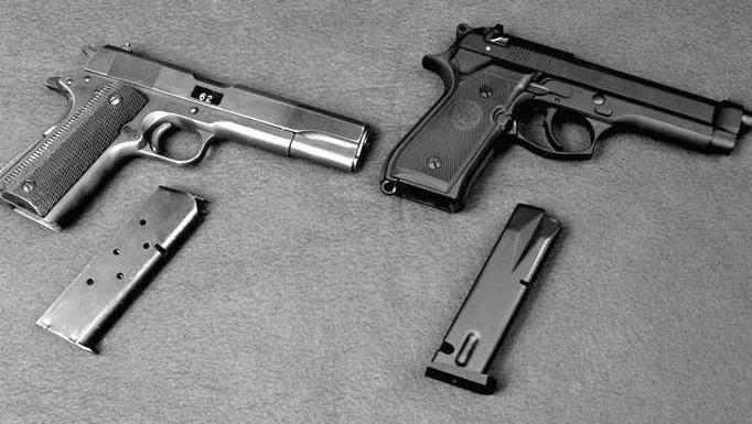 二战和抗战期间最流行的手枪, 敌人有的我也有, 至今小国还在使用