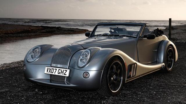 最传统的汽车品牌要进军新能源时尚一把 新车采用三轮结构