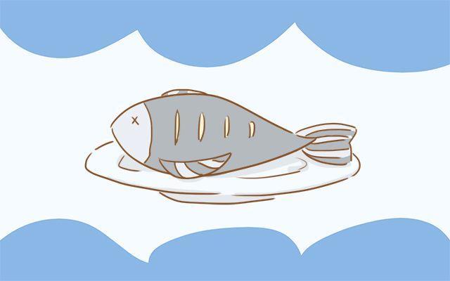 孕期吃鱼有讲究, 这两个部位孕妈尽量别吃, 否则胎儿会生气的