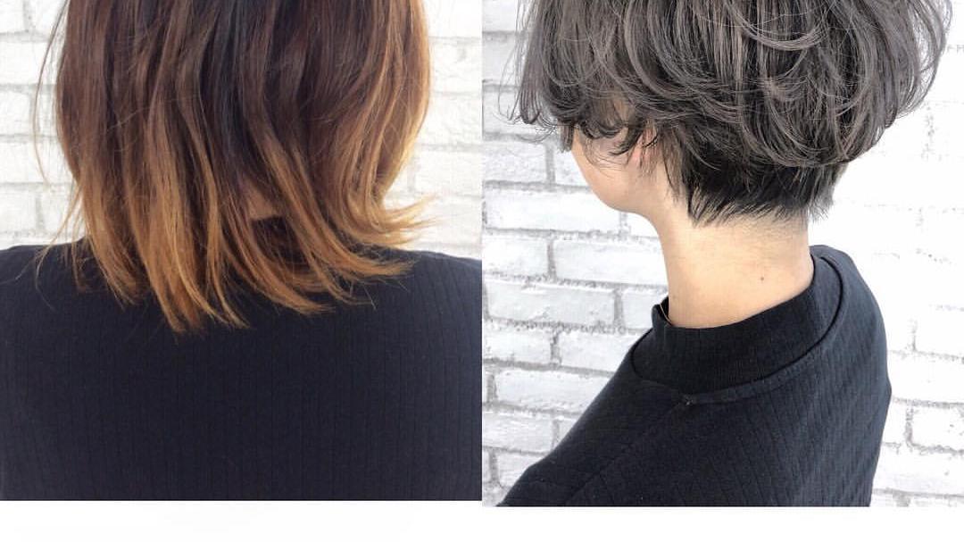 换个对的发型,你也马上变时尚