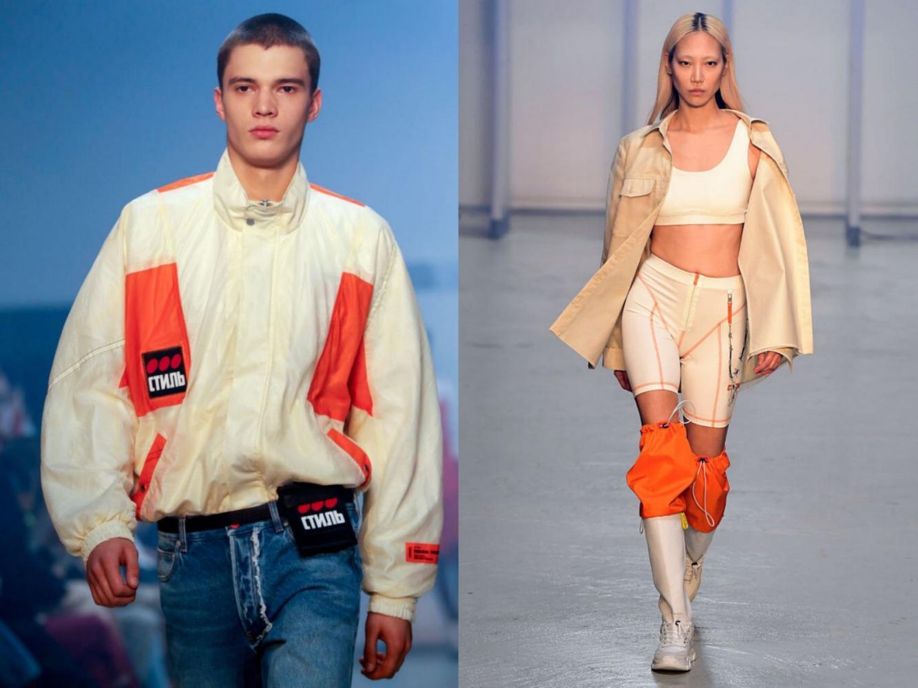 师出名门HERONPRESTON登男装周,高街时尚如何改写潮流生态?