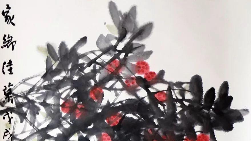 """杭州国画院""""人文萧山""""诗书画印展作品欣赏!"""