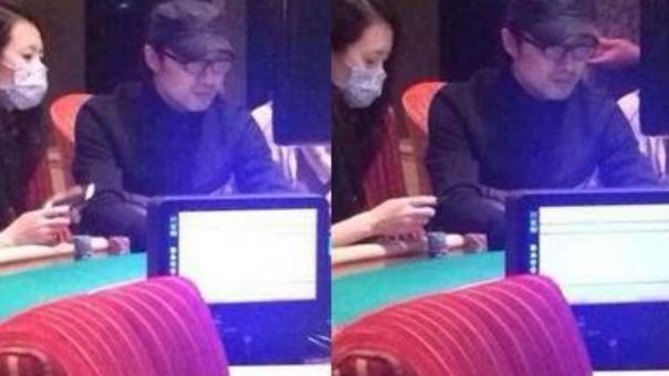 网曝汪峰在美国拉斯维加斯赌场被赶出VIP室,只因玩的太小?