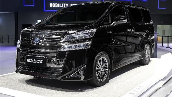 EV量产车型首秀,丰田新产品阵营齐聚上海车展