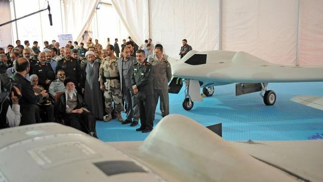 伊朗决心与沙特打到底:激光武器增援中东,首战告捷击落美无人机