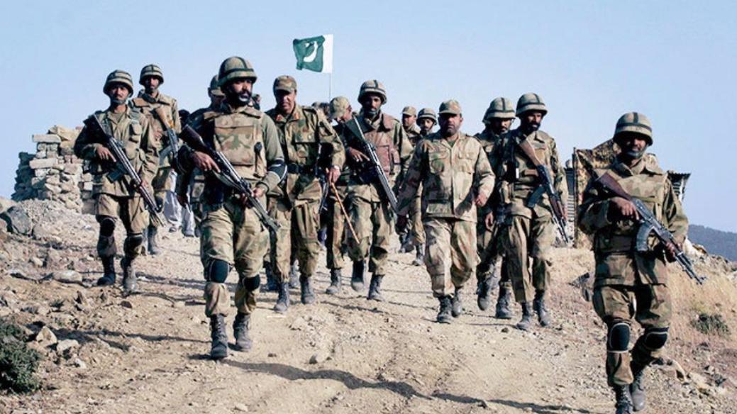100多名巴基斯坦士兵遭伏击阵亡: 导弹横飞数十辆装甲车被摧毁
