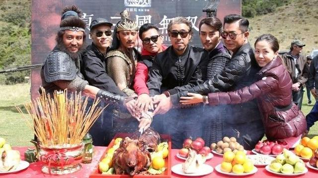 新《三国》未播先火,韩庚、王凯饰演关二爷和曹操,貂蝉竟是她