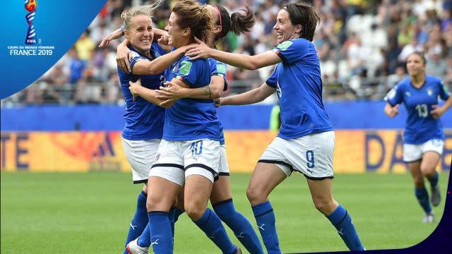 女足世界杯最大黑马诞生!2战7球+绝杀世界第6,或成中国女足对手