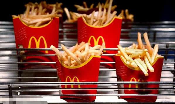 麦当劳的薯条火遍全中国,却打不开四川的市场,当地人:实力太弱
