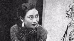 """胡蝶被称为""""民国第一美女"""", 当看到照片时才知道, 是相当的勾人"""