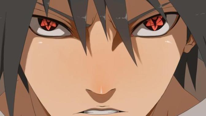 火影忍者: 同样是传承下来的瞳术, 为什么白眼会被血轮眼完虐?